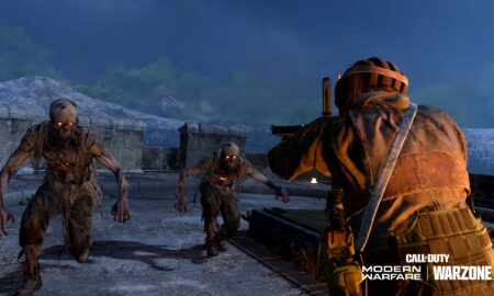 Zombis llegan a Call of Duty: Warzone